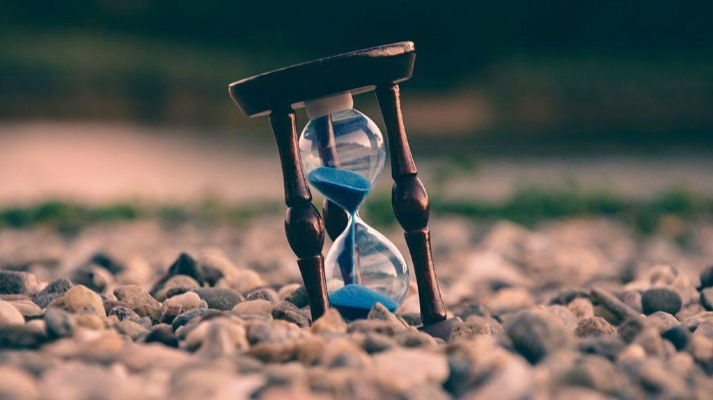 De vliedende tijd